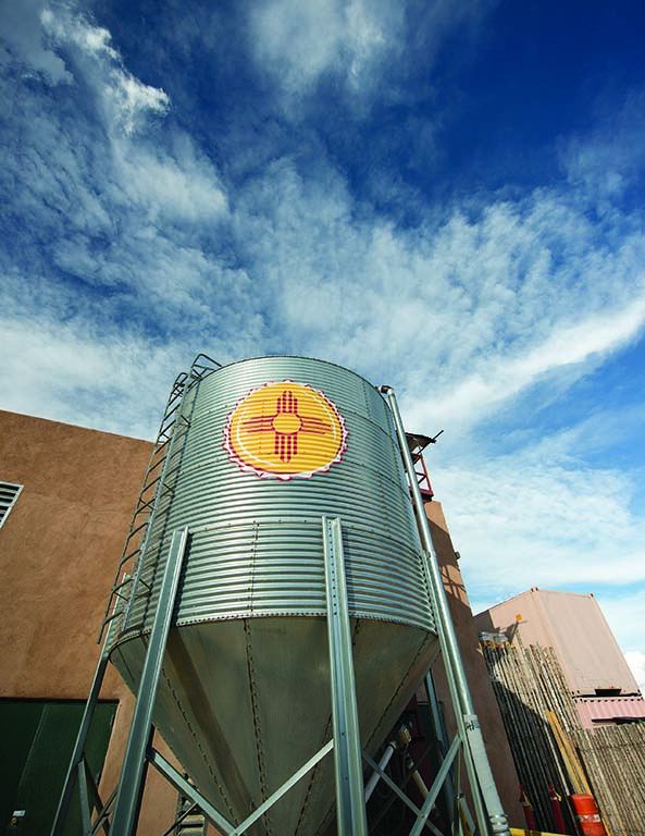 New Mexico's oldest microbrewery, Santa Fe Brewing Company serves up bold beers like Chicken Killer Barley Wine and Barrel Aged Sour Porter.