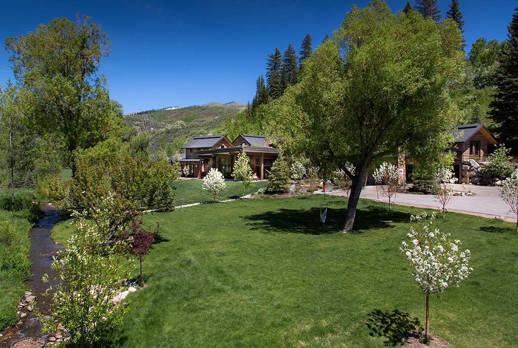 Steamboat Springs home