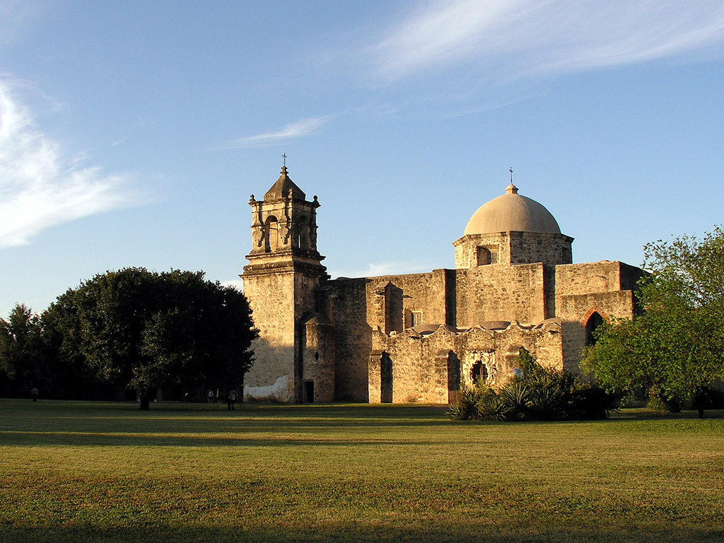 "Touring the Missions of San Antonio: Mission San José, the ""Queen of the Missions."" Photo courtesy of NPS."
