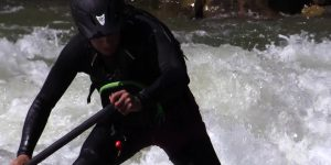 Watch: Stand Up Paddle Boarding in Colorado