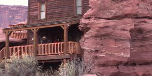 Watch: Secret Moab Rock House