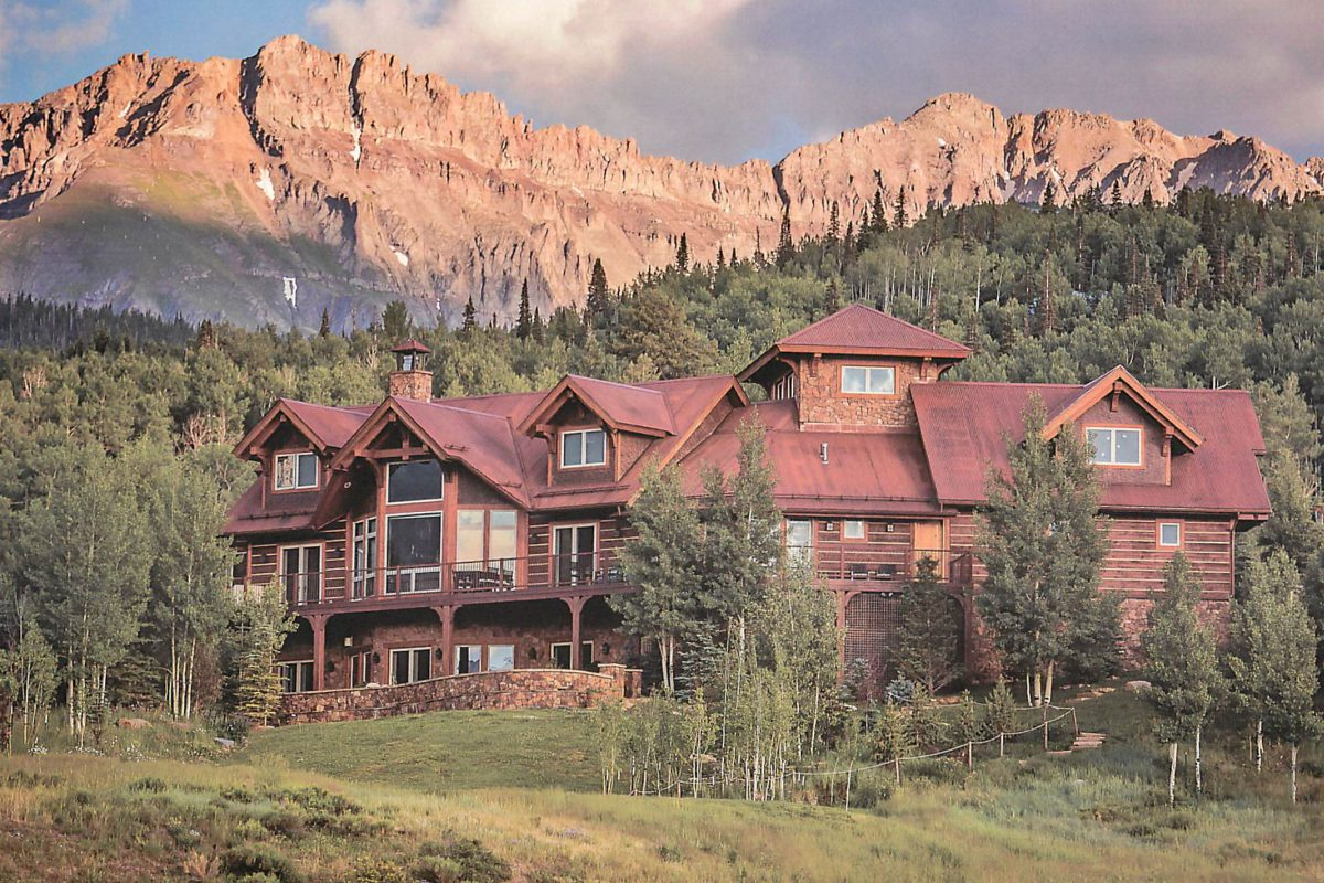 Telluride Luxury Mountain Estate • Dorado Magazine
