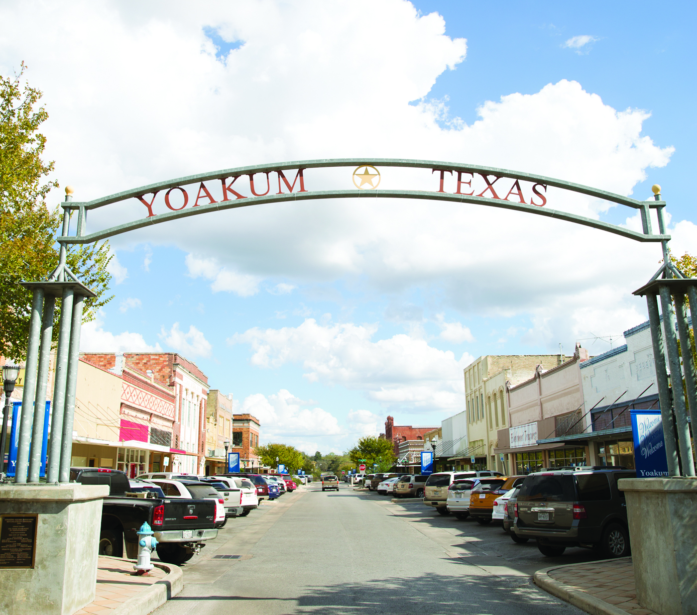 places to visit in yoakum, texas
