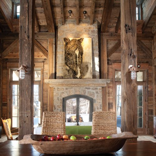 Inside an Immaculately Restored Barn in Colorado