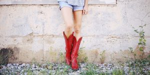 Southwestern Style: Boots for Trail or Town