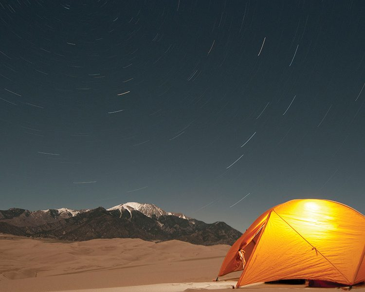 Sands of Time: Camping in Great Sand Dunes National Park