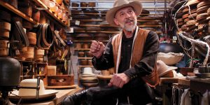 Meet the Arizona Man Who Has Become One of the World's Leading Hat Makers